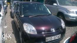 Mazda verisa fully loaded in good condition accident free mileage