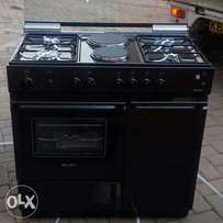 6burner gas cookers