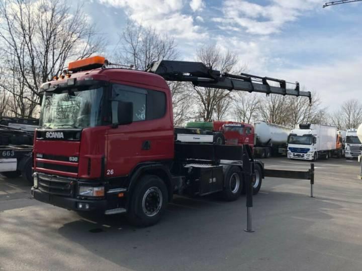Scania 530 6x4 - Hiab 330-5 - 1999