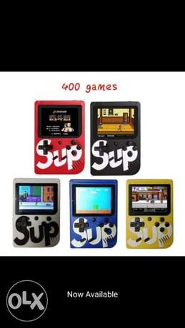 Gameboy Mini Portable Kids Travel Usb Battery Rechargeable