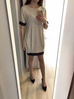 197edace93 Złota dzianinowa sukienka Pretty Girl rozm. XL