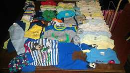 Pre-Loved 0-3 months baby boy clothing