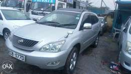 Toyota Harrier, KCB