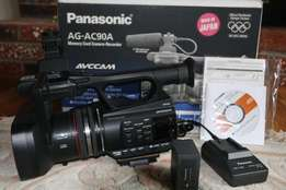 Panasonic AG-AC90 For Sale