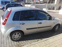 Silver 1.6 Ford Fiesta For Sale