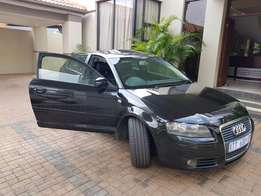 Audi A3 2.0T limited idition