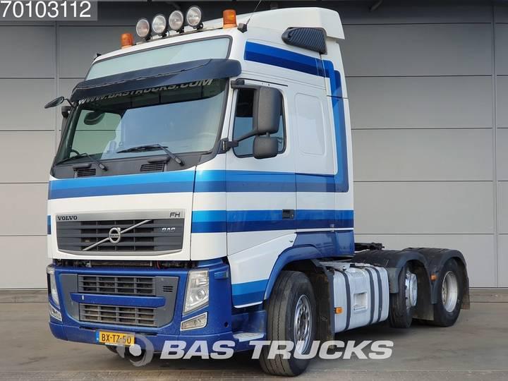 Volvo FH 420 6X2 Hydraulik Lift+Lenkachse EEV - 2010
