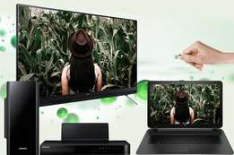 feel the action on the Samsung 49 digital HD led tv