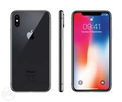5 Pieces of Brand New, Newly Launched Apple iPhone X 256GB For Sale