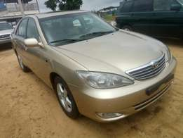 Toyota Camry 2.4 XLE 2003 Model (2 units)