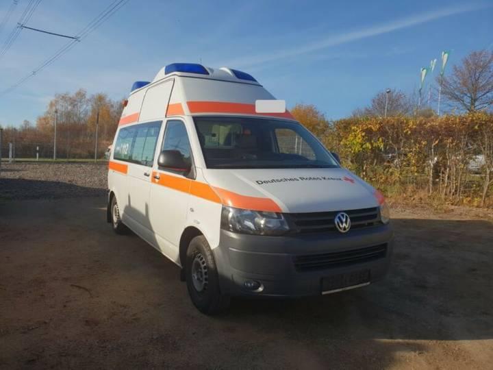Volkswagen T5 Ambulanz Mobile Allrad - 2010