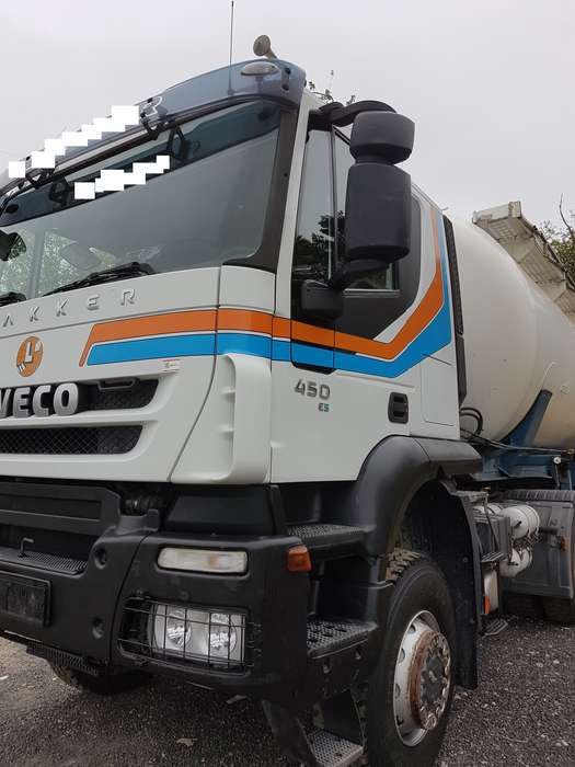 Iveco TRAKKER AT 400 T45 4x4 € 5 truck lorry - 2008 - image 5