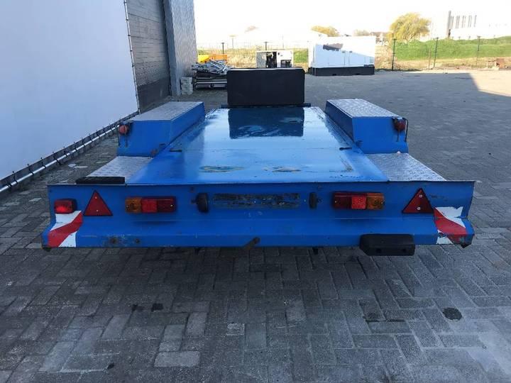 Miloco Heavy 5 Ton used Trailer - DPX-99059 - 1993 - image 4