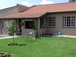 Big plot for sale in withok estates brakpan