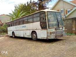 Layland 52seater buss for sale