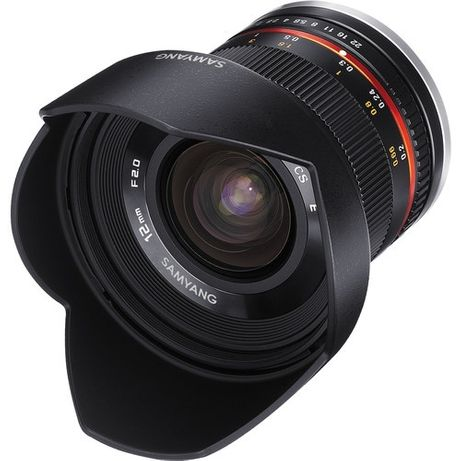 Архив: Samyang 12mm f2.0 NCS CS для Fujifilm X Mount (Black