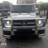 Very Neat And Sound Reg. 2005 Upgraded to 2016 Mercedes Benz G500