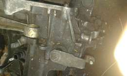 206 gearbox in good running condition