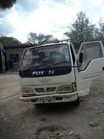 Foton diesel in a very good condition 2600cc
