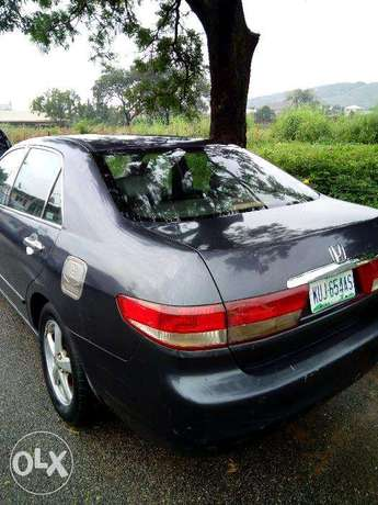 A Clean Honda Accord EOD Abuja - image 3