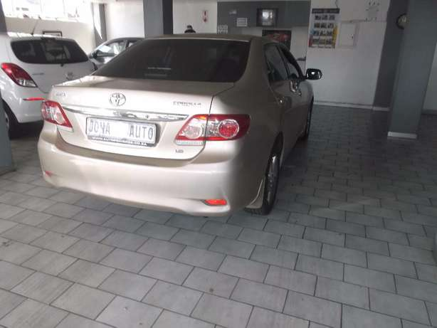 Pre Owned 2011 Toyota Corolla pro 1.6 Johannesburg - image 6