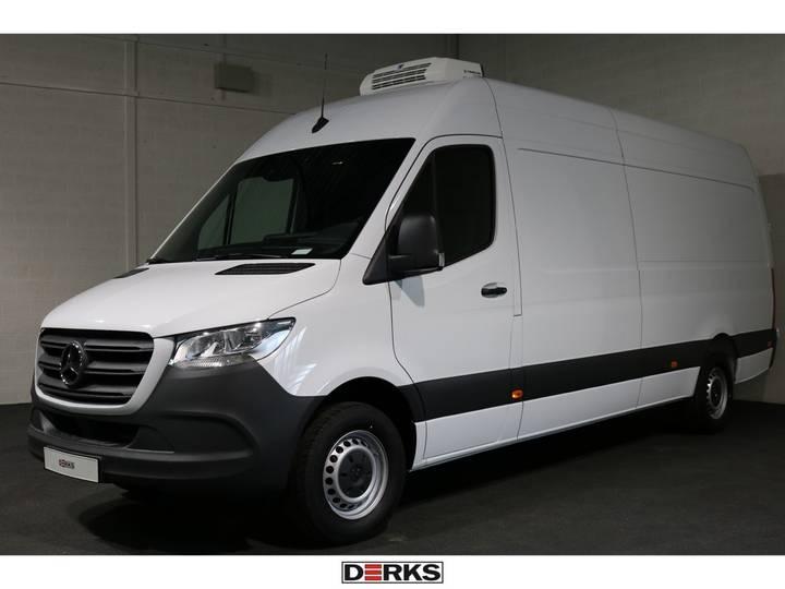 Mercedes-Benz Sprinter 316 CDI L3 H2 Automaat Multitemp Koelwagen Vries... - 2019