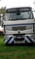 Renault Premium 450 DXI Manual 6x2 Tractor Unit