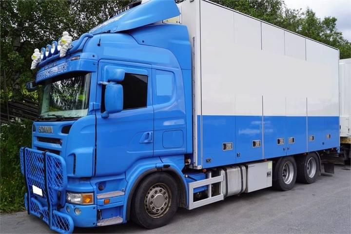 Scania R620 - 2007