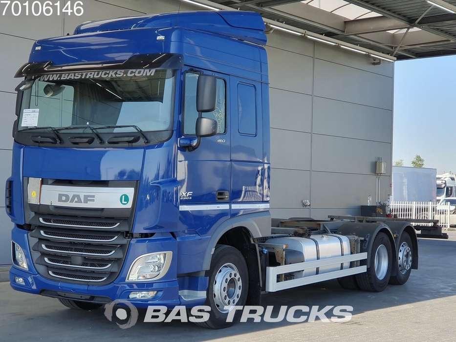DAF XF 460 6X2 Intarder Liftachse Euro 6 ACC - 2015