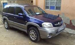 Mazda tribute 4WD