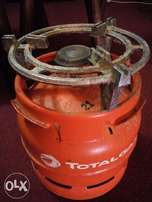 Gas Cylinder With Accessories