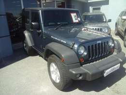 2007 Jeep Wrangler Rubicon 3.8