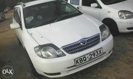 Toyota fielder very clean