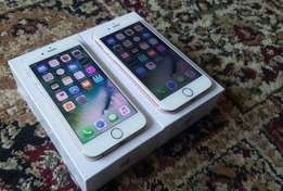 Iphone 6s choice of gold and rose gold.memory sufficient too.
