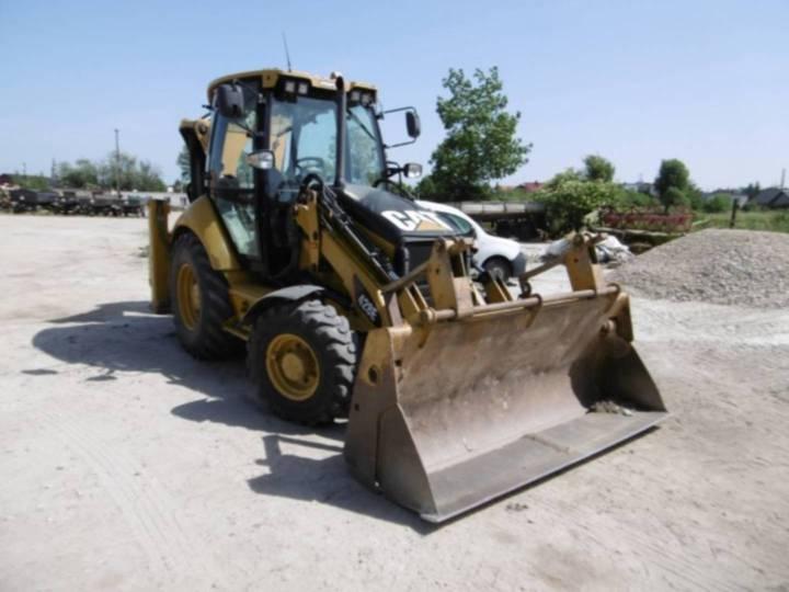 Caterpillar 428E - 2010