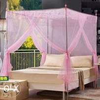 Durable mettalic mosquito nets.