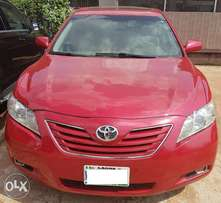 Neatly Used 2008 Toyota Camry XLE
