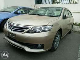 Toyota Allion Gold colour 2010 model. KCP number Loaded with Alloy ri