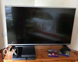 Brand new lg 43 inches digital TV