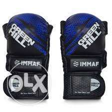 MMA GreenHill Gloves Available