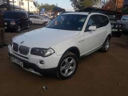BMW X3 Petrol engine 2007 Model