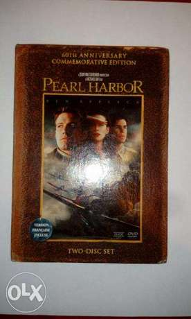 pearl harbor original double dvd box set