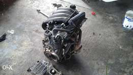 Nissan Qashqai 1.6 engine complete for sale R 9000.00 HR16