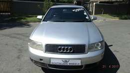 2003 Audi A4 2.0 Executive in good condition