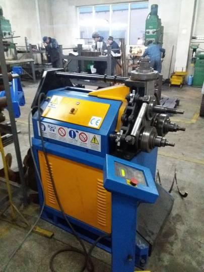 Ercolina CE50H3 Trubogib armature machine