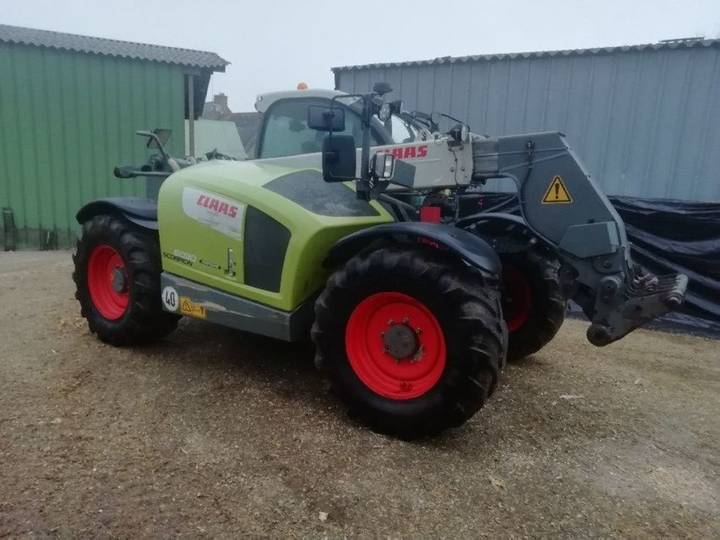 Claas scorpion 6030 - 2015
