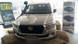 Never again on this low price new toyota land cruiser 4.5D v8 GX200