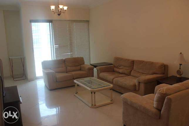 Elegant 2 BR in Amwaj Sea view