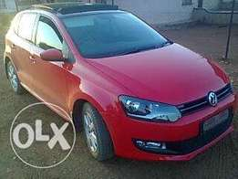 Polo 1.6 comfort line with panaromic sunroof for sale. cash only