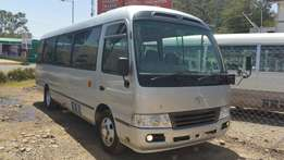 Toyota Coaster 29 Seater Bus - Unregistered